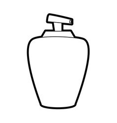 Soap dispenser vector