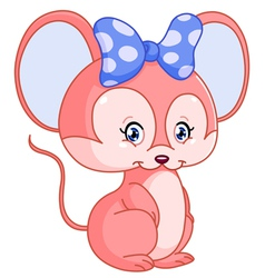 Sweet mouse vector