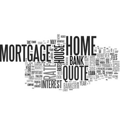 What the bank won t tell you about your home vector