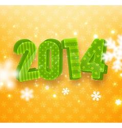 2014 banner vector