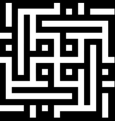 Kufic script vector