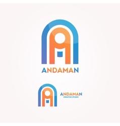 logo design element Modern abstract creative vector image