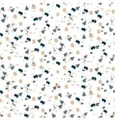 neutral colors granite texture seamless vector image