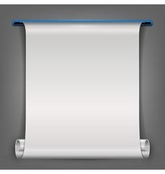 Printed paper vector