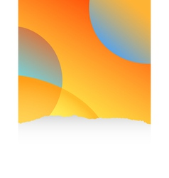 background abstract light design vector image