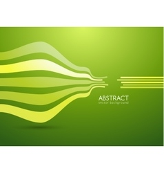 Abstract curve lines background vector