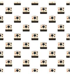 Camera pattern vector