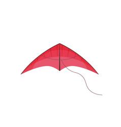 kite flying festival vector image
