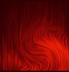 Red background abstract cloth or liquid wave vector