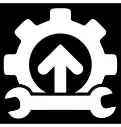 Integration Tools Icon vector