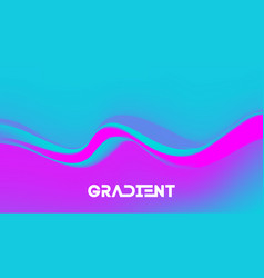 Abstract purple blue gradient background color vector