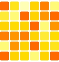 Abstract seamless squares vector