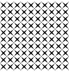 Stars geometric seamless pattern 1607 vector image vector image