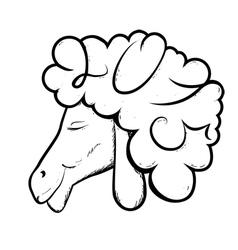 2015 sheep vector