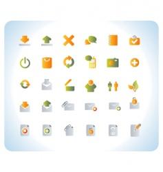 logos vector image vector image