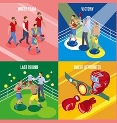 box league design concept vector image