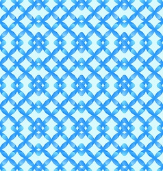 Abstract seamless pattern texture in blue colors vector