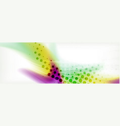 background abstract holographic fluid colors wave vector image