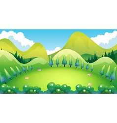 Greenpark vector image