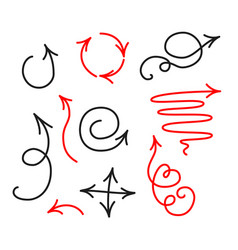 hand drawn clipart sketch vector image