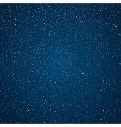 Background The night the starry sky vector