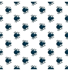 Spiders seamless pattern vector image vector image