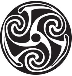 Celtic symbol - tattoo or artwork vector