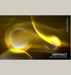 modern abstract aurora energy with colorful vector image