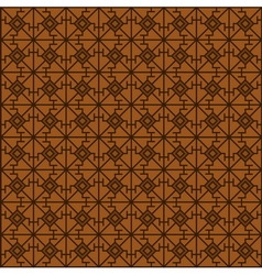 pattern brown vector image