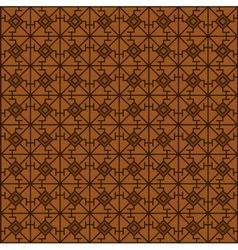 Pattern brown vector
