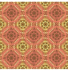 East geometric seamless pattern vector