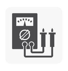 electronics and tool vector image