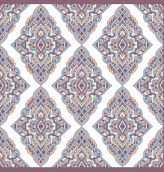 Ethnic tribal pattern outline and hand drawn vector