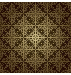 wallpaper pattern dark vector image