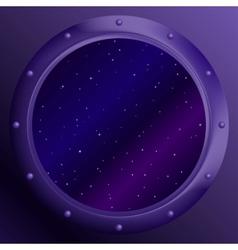 space window vector image vector image