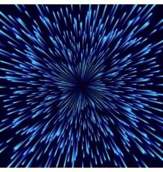 fireworks light burst vector image