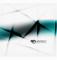 Hi-tech or business futuristic blurred template vector