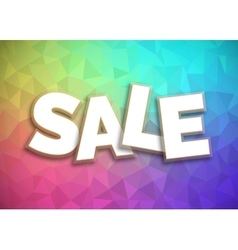 Super sale graphics design vector image