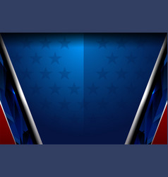 America modern backgrounds style vector