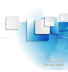 Technical grunge background vector image