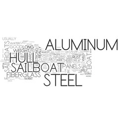 Aluminum gantry cranes text word cloud concept vector