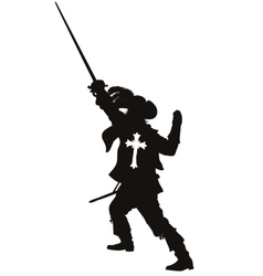 Musketeer Warriors Theme vector
