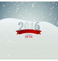Abstract Christmas and New Year Background vector image vector image