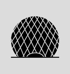 Aldar s Disc vector image