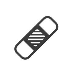 plaster icon image vector image