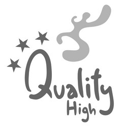 Quality high vector