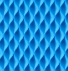 Vertical wavy seamless pattern vector image vector image