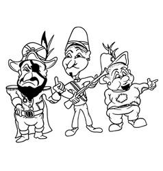 Bandits vector