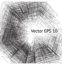 geometrical shape vector image vector image