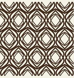 Monochrome kaleidoscope seamless pattern vector